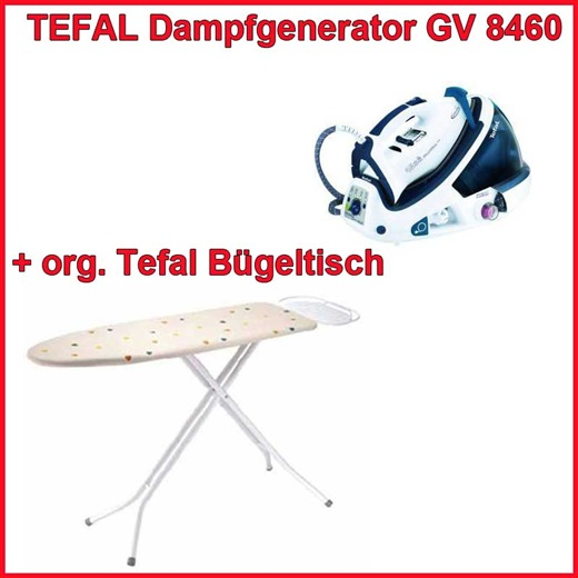 tefal b gelstation gv 8460 tefal b geltisch neuheit. Black Bedroom Furniture Sets. Home Design Ideas